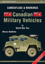 Camouflage & Markings of Canadian Military Vehicles in World War Two