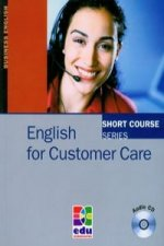 English for Customer Care with CD