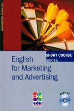 English for Marketing and Advertising z plyta CD