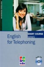 English for Telephoning with CD