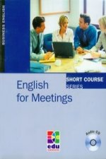 English for Meetings with CD