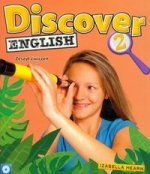 Discover English 2 Zeszyt cwiczen z plyta CD