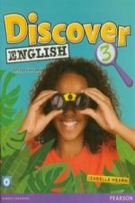 Discover English 3 Zeszyt cwiczen z plyta CD