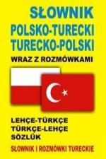 Slownik polsko turecki turecko polski wraz z rozmowkami