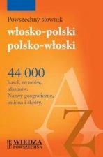 Powszechny slownik wlosko-polski, polsko-wloski