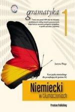 Niemiecki w tlumaczeniach Gramatyka 1 z plyta CD