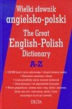 Wielki slownik angielsko-polski A-Z