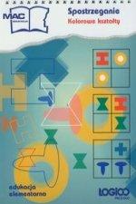 Logico Piccolo Spostrzeganie Kolorowe ksztalty