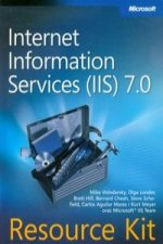 Microsoft Internet Information Services (IIS) 7.0 Resource Kit + CD