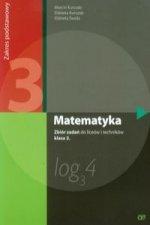 Matematyka 3 Zbior zadan Zakres podstawowy