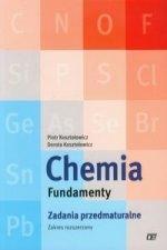 Chemia Fundamenty Zadania przedmaturalne Zakres rozszerzony