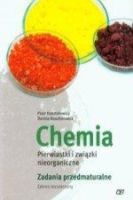 Chemia Pierwiastki i zwiazki nieorganiczne Zadania przedmaturalne Zakres rozszerzony