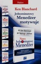 Jednominutowy Menedzer Motywuje Jednominutowy Menedzer buduje wydajne zespoly / Jednominutowy Menedzer i przywodztwo / Jednominutowy Menedzer Rownowag