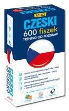 Czeski 600 Fiszek Trening od podstaw + CD