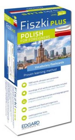 Polski Fiszki Plus dla cudzoziemcow