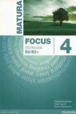 Matura Focus 4  Workbook wieloletni