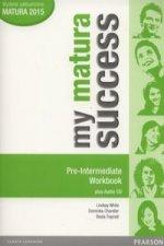 My matura Success Pre Intermediate Workbook + CD