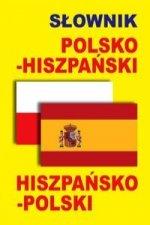 Slownik polsko-hiszpanski hiszpansko-polski