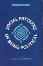 Social patterns od being political