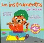Mi primer libro de sonidos. Los instrumentos del mundo