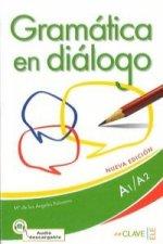 Gramática en diálogo + audio (A1-A2)