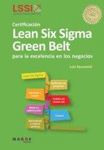Certificacion Lean Six Sigma Green Belt