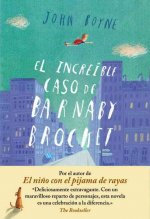 El Increible Caso de Barnaby Brocket = The Incredible Case of Barnaby Brocket