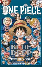 One Piece Guía 5 : Blue Deep, characters world
