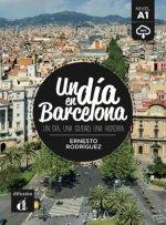 Un día en Barcelona A1 - Libro + MP3 descargable
