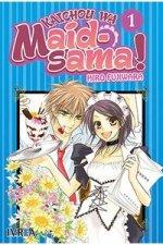 Kaichou Wa Maid-Sama! 01