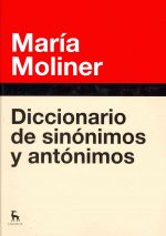 Diccionario de sinonimos y antonim.N.Ed