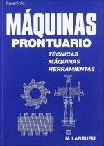 Máquinas : prontuario