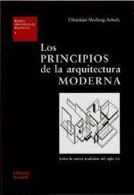 Los principios de la arquitectura moderna