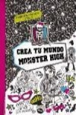 Monster High. Crea tu mundo Monster High