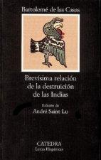 Brevisima Relacion de la Destruicion de las Indias