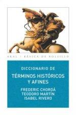 Diccionario de términos históricos y afines