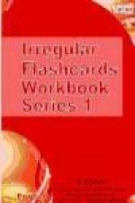 Irregular flashcards. Workbook series 1
