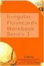 Irregular flashcards. Workbook series 3
