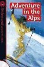 Adventure in the Alps, level 1. Readers