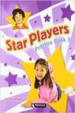 Star Players, 3 Educación Primaria. Practice book