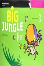 Big Jungle Fun 3. Student´s Pack