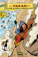 Yakari 13, El misterio del acantilado ; La venganza del glotón