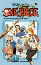 One Piece 26, La aventura de la Isla de los Dioses