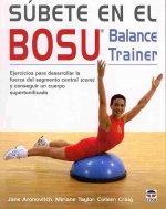 Súbete en el BOSU : balance trainer