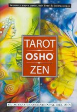Tarot Osho Zen: El Juego Trascendental del Zen [With Instruction Book]