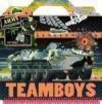 Teamboys army stickers