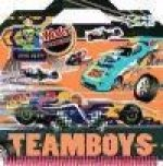 Teamboys motor stickers