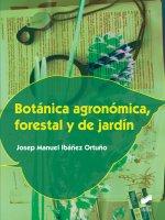 Botánica agronómica, forestal y de jardín
