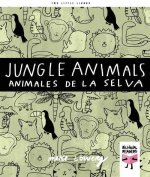 Jungle animals = Animales de la selva