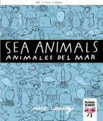Sea animals = Animales del mar